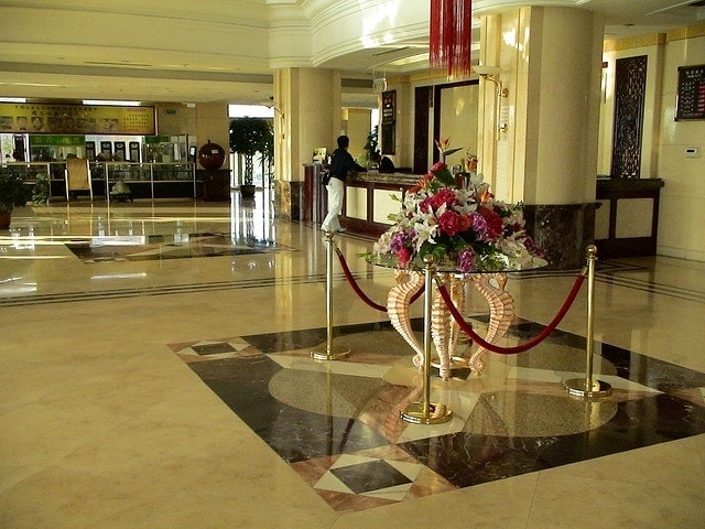 Resort and Hotel Cleaning Service
