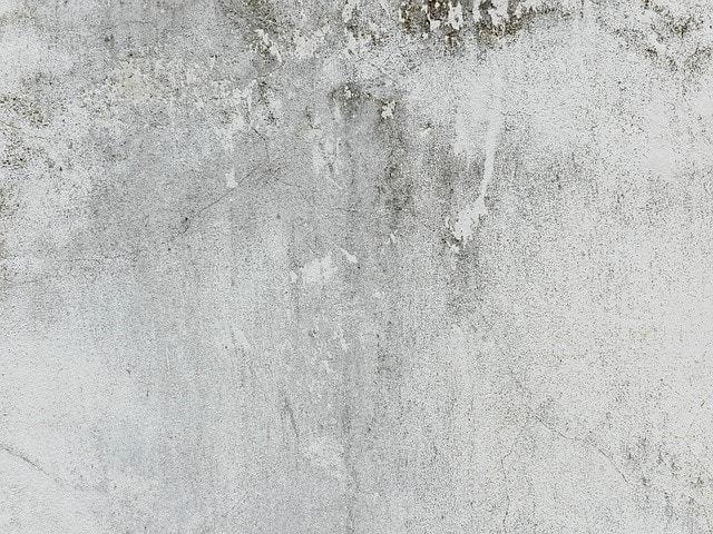 Unpainted Walls