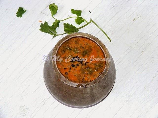 Thakkali Rasam