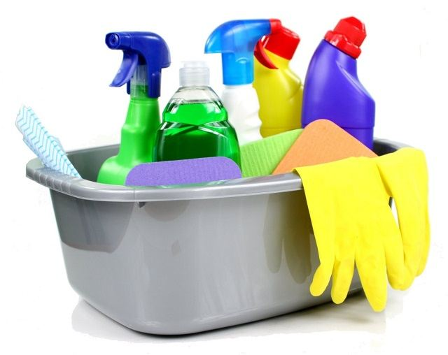 Kitchen Cleaning Kit Must-Haves