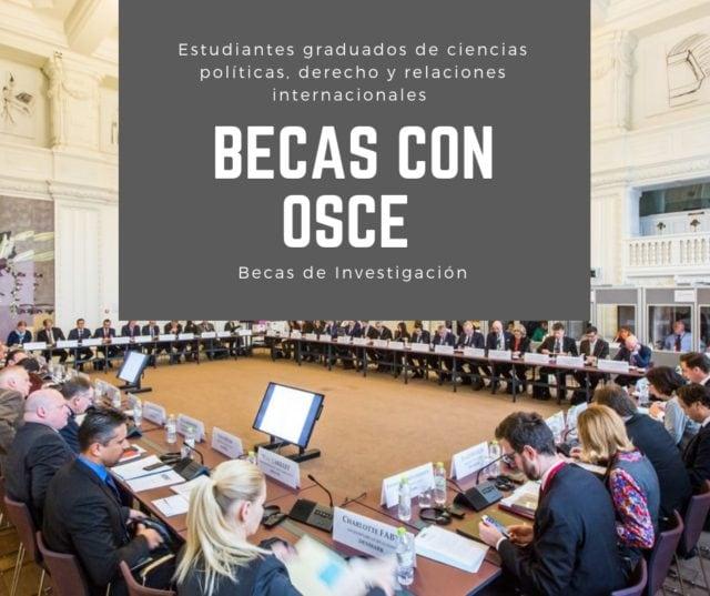 Becas OSCE