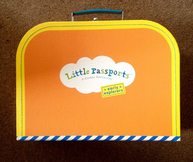 Little Passports suitcase - Early Explorers