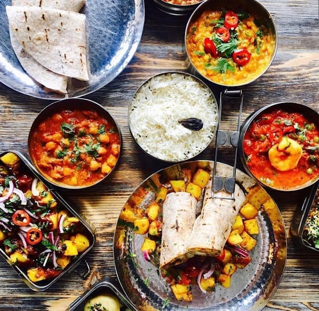 National Vegetarian Week 2021 – Places to dine Liverpool