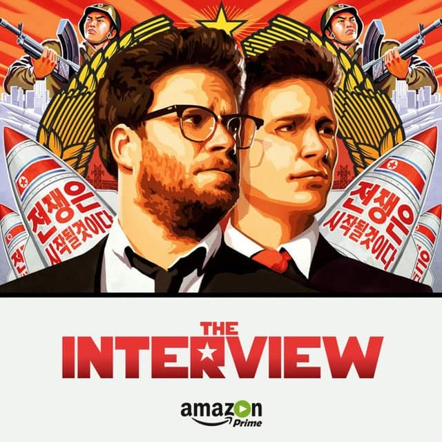 The Interview - Amazon Prime Instant Video