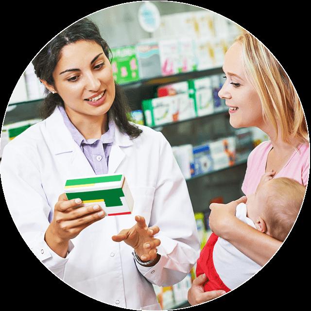 O aconselhamento farmaceutico é um serviço central da Farmacia Batista, feito em todos os antendimentos (também online)