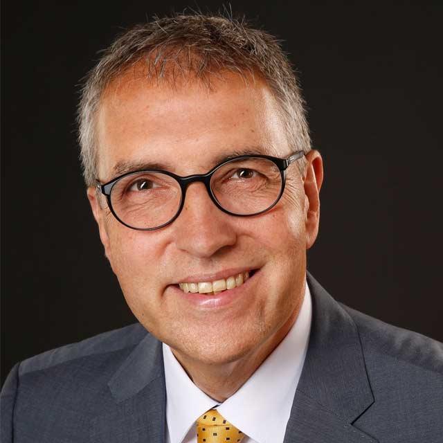 Jürgen Frantzen - Bürgermeister der Landgemeinde Titz