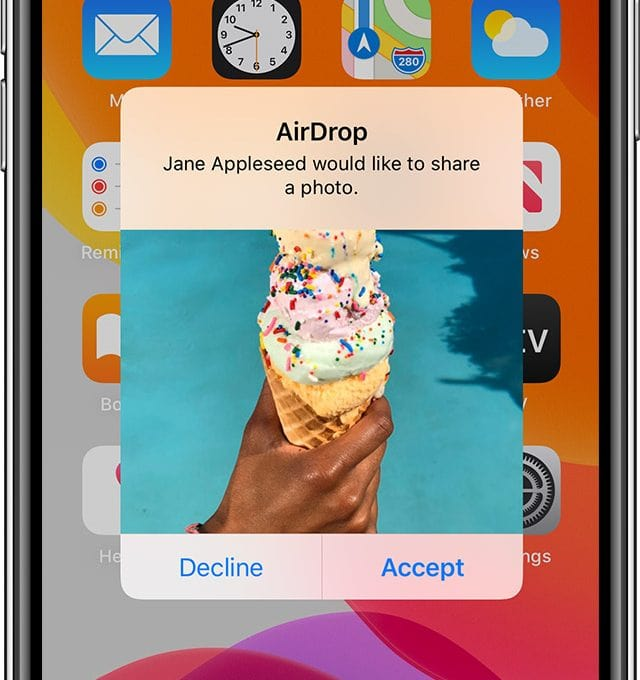 How To Use AirDrop On iPhone 11 Series 40