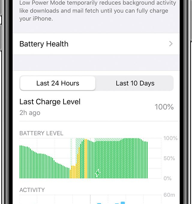 How To Turn On Low Power Mode On iPhone 11 47