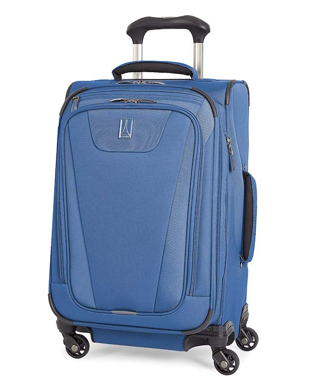 Travelpro Maxlite 4 Expandable 21 Inch Spinner Suitcase. A complete review of the best carry-on luggage and luggage sets. Everything from the best 2 piece luggage set, the best, 3 piece luggage sets and even the best carry on luggage set to get on Amazon.