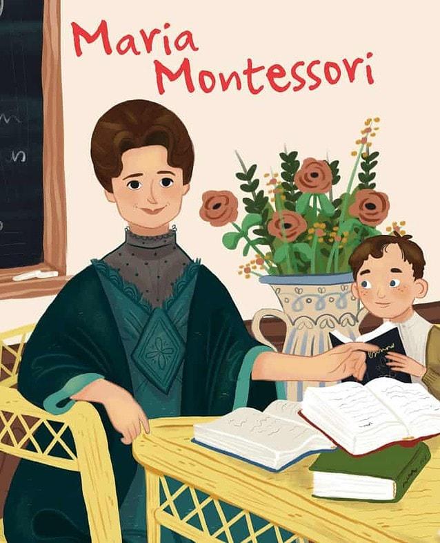 La vie de Maria Montessori