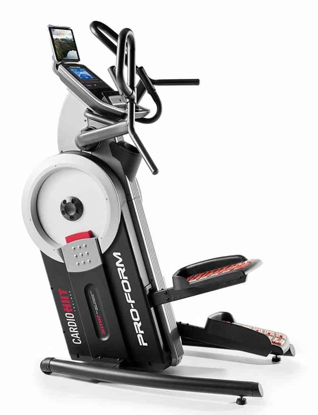 best ellipticals for small spaces