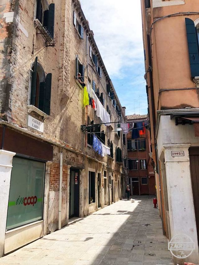 Streets in Venice | Things To Do In Venice | ZagLeft