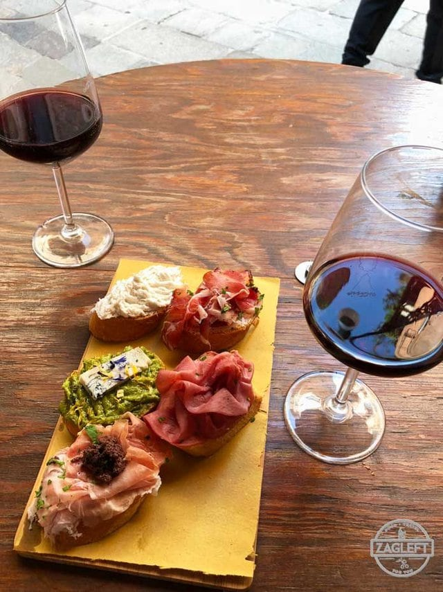 Cicchetti | Things To Do In Venice | ZagLeft