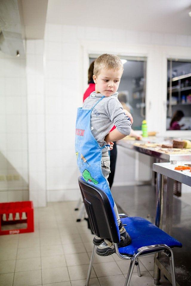 Fotoreportage für Kinderkrankenhaus Freiberg