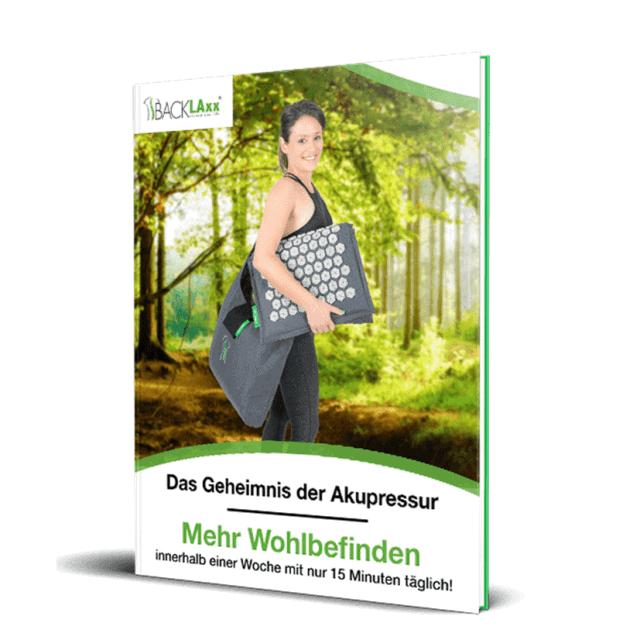 Das E-Book beinhaltet die Themen TCM, Akupressur, Akupressurmatte und Erfahrungsberichte