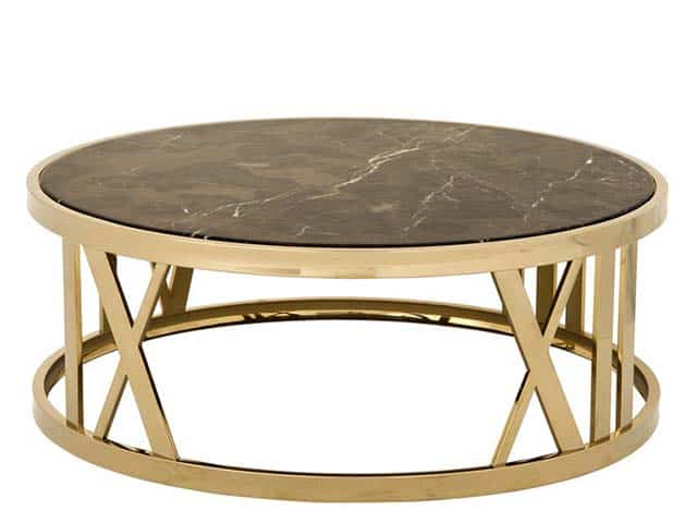 Eichholtz Baccarat Marble Coffee Table