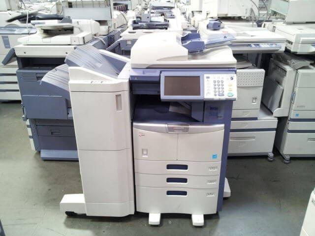 thu mua máy photocopy cũ tại Hà Nội