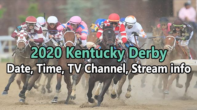 Kentucky Derby 2021 Date and time, TV Coverage
