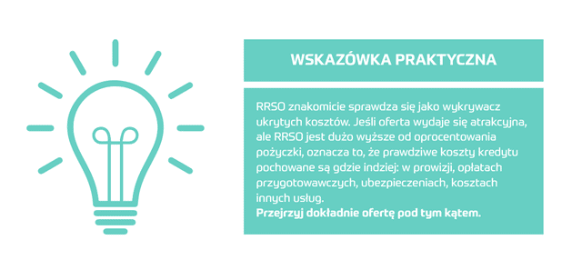 Wskazówka praktyczna - RRSO