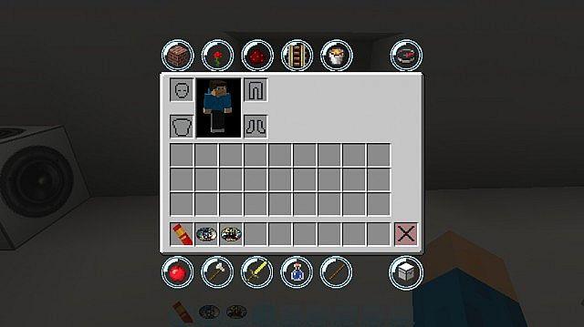 Iron Man 2 Texture Resource Pack 2.1 Minecraft 2