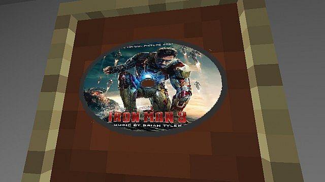 Iron Man 2 Texture Resource Pack 2.1 Minecraft 9