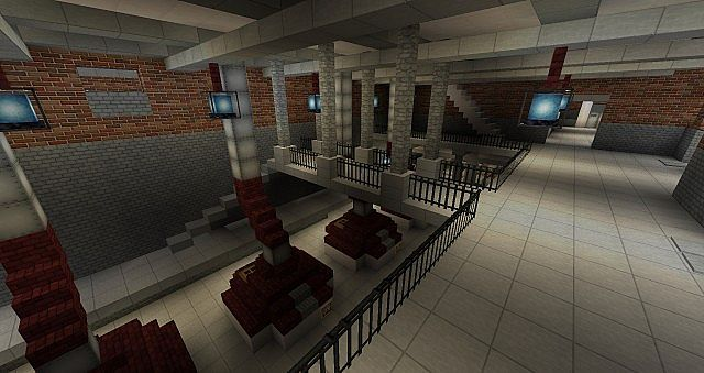 Chebucto City Series  Bellingham Brewery minecraft building 6