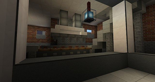 Chebucto City Series  Bellingham Brewery minecraft building 9