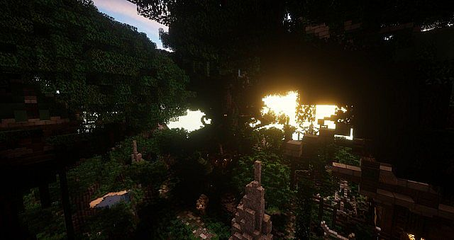 Elven Map Pack and Download Building ideas single build 4