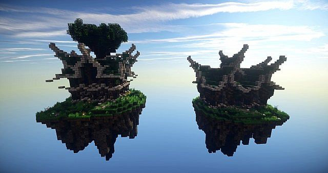 Elven Map Pack and Download Building ideas single build 7