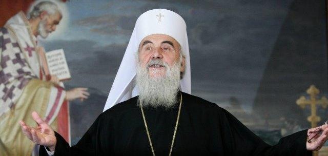 Patriarch Irinej (Beta)