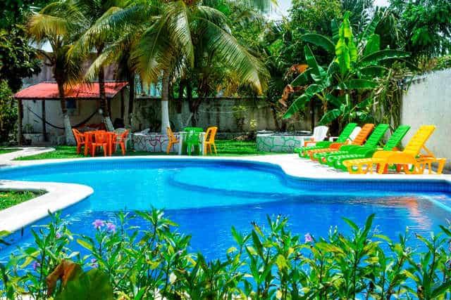 Amigos hostel Cozumel