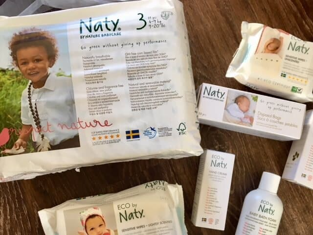 Product Review: Eco by Naty Disposable Nappies