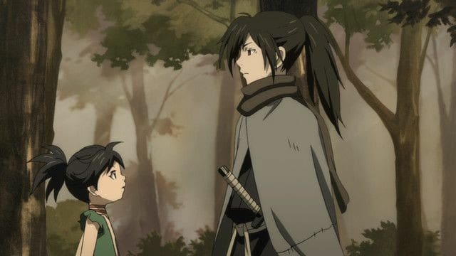 First impression of Dororo