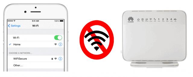 Huawei Modemde iPhone Kablosuz Bağlantı Sorunu ve Çözümü (Resimli Anlatım)