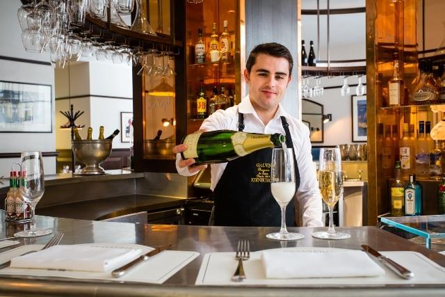 Galvin Brasserie de Luxe Campagne at Bar WEB
