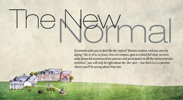 New Normal Header Image, Spring/Summer 2013