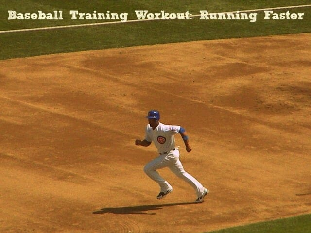 baseball training workout