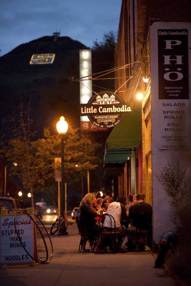 Restaurant small