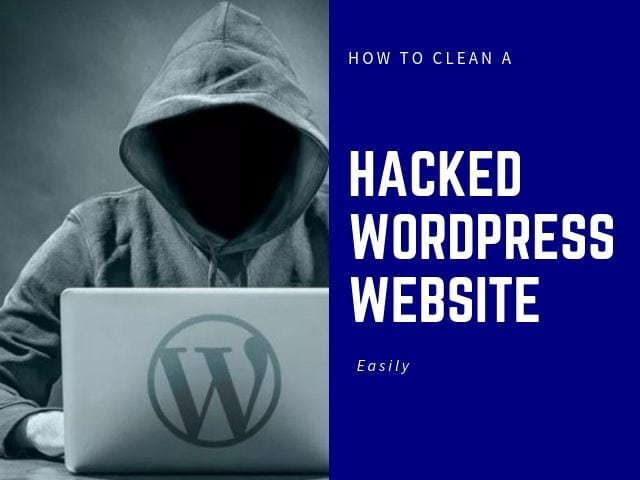 Hacked WordPress