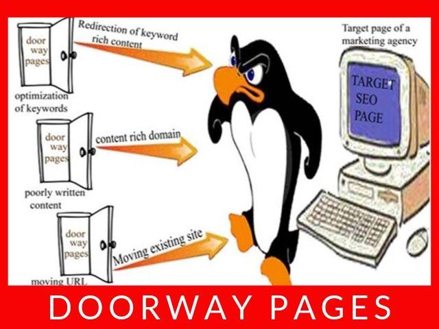 Doorway Pages SEO