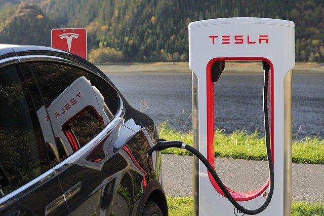 Tesla Elon Musk
