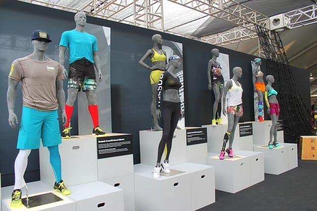 Reebok 2014 CrossFit clothes