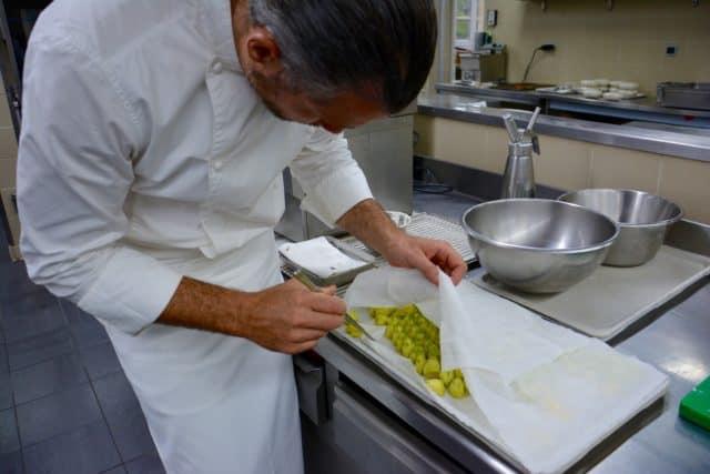 Glenn Viel en cuisine