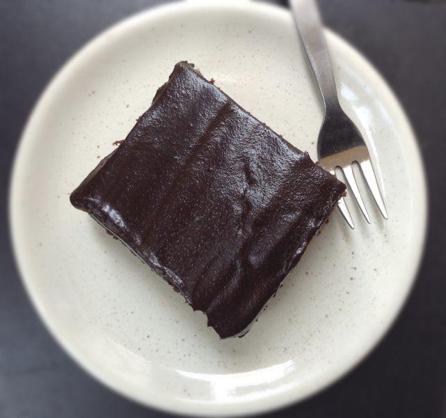 Buttermilk Chocolate Sheet Cake