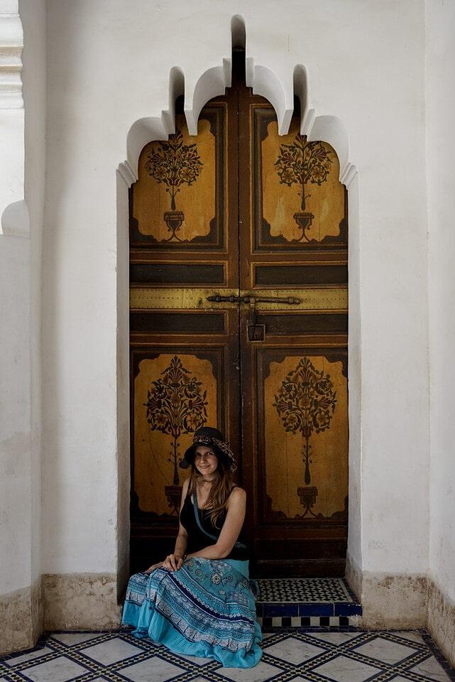 Ben Youssef Madrasa Marrakesh,  Morocco - Experiencing the Globe