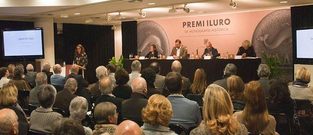 60a Convocatòria Del Premi Iluro De Monografia Històrica 2018