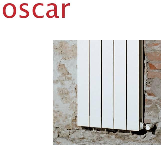 Алуминиеви радиатори Global OSCAR