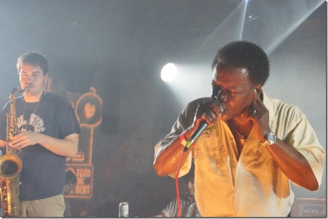 Lee Fields and the Expression