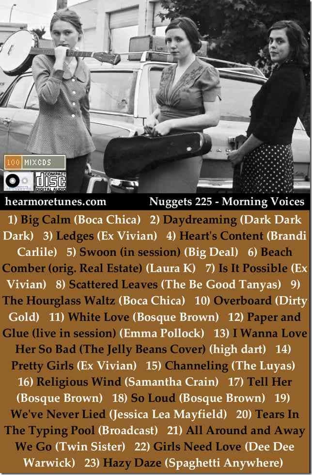 Nuggets 225 - Morning Voices