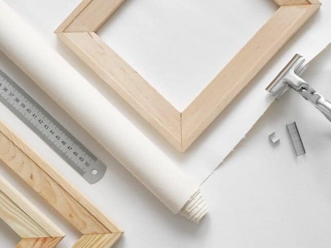 Canvas Stretching Supplies